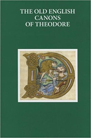 The Old English Canons of Theodore