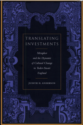Translating Investments: Metaphor and the Dynamic of Cultural Change